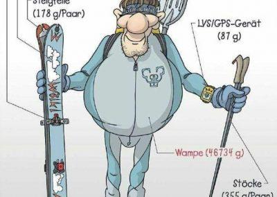 Ako vybrať správne skialpinistickú výstroj?