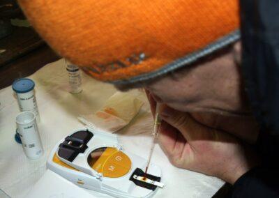 Laktátové testy na Orave